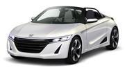 Premières infos sur le concept Honda S660