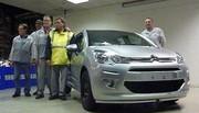 PSA : la dernière Citroën C3 sort de l'usine d'Aulnay