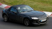 Mazda MX-5 et Alfa Romeo Spider : en test sur le Nurbürgring