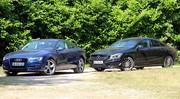 Essai Audi A5 vs. Mercedes CLA : une histoire de portes