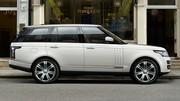 Range Rover LWB : Le Range le plus long