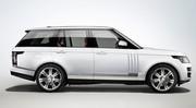 Le Range Rover monte à nouveau en gamme