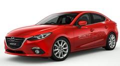 Des Mazda 3 hybrides et au gaz naturel au Salon de Tokyo