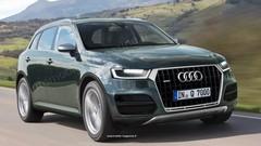 Audi Q7 2015 : Un géant plus léger