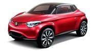 Suzuki : quatre concepts de crossover à Tokyo