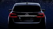 Subaru Levorg Concept : premières images de teaser