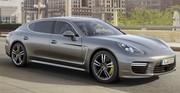 Porsche Panamera Turbo S : celle qui manquait