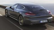 Porsche Panamera Turbo S 2014 : Discrétion trompeuse