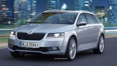Skoda Superb Combi 2015 : Le volume au maximum