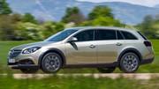 Essai Opel Insignia Country Tourer : Quatre saisons