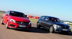 Essai BMW M135i vs Mercedes Classe A45 AMG : La puissance ne fait pas tout