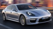 Porsche Panamera Turbo S : 570 ch même en version longue !