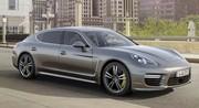 Porsche Panamera Turbo S pour... très riches !