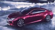 Lexus RC : Le coupé sur base IS