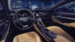 Le coupé Lexus RC se dévoile