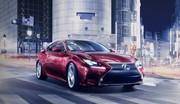 Lexus RC : première mondiale à Tokyo