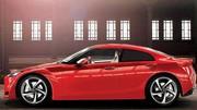Toyota GT86 : la berline en approche