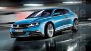 Le futur VW Scirocco pas avant 2017 ?