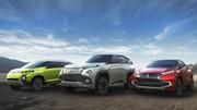 Mitsubishi lève le voile sur trois nouveaux concepts !