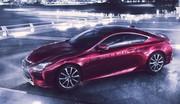 Lexus RC : le nouveau coupé Lexus sera présenté au salon de Tokyo 2013