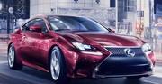 Coupé Lexus RC, enfin une hybride sexy chez Toyota