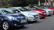 """Les Peugeot 208 GTi et XY labellisées """"origine France garantie"""""""