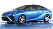 Concept Toyota FCV : Pile à retardement