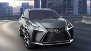 Lexus LF-NX : passage au turbo pour Tokyo