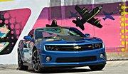 Essai de la Camaro Hot Wheels entre Miami et Key West