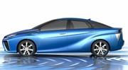 Toyota FCV Concept : A l'heure de l'hydrogène !