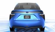 Toyota FCV : une voiture à hydrogène pour 2015