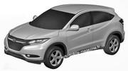 Honda HR-V 2014 : En robe de série