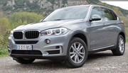 Essai nouveau BMW X5 xDrive 30d Lounge Plus