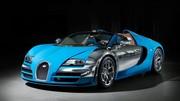 Bugatti Veyron Grand Sport Vitesse Meo Constantini : Et de trois !