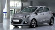 Les prix de la nouvelle Hyundai i10