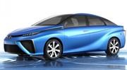 Le concept FCV annonce la future Toyota à pile à combustible