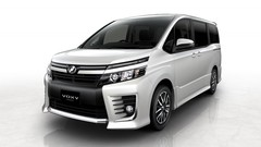 Toyota Voxy et Noah : Vive les angles !