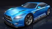 La future Nissan GT-R sera bien hybride