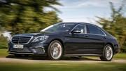 Mercedes S 65 AMG : Divertissements par douzaines