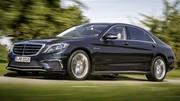Mercedes-Benz S65 AMG 2014 : le monstre de luxe passe à 630 chevaux