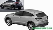 Honda Urban SUV : un aperçu de la version de série ?