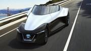 Nissan BladeGlider : L'obsession du triangle