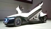 Nissan BladeGlider Concept 2013 : la sportive électrique atypique