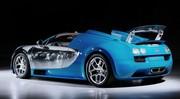"Bugatti Veyron Grand Sport Vitesse ""Légende Meo Constantini"" : Mariage indiscret"