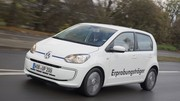 Volkswagen twin-up! : 0,9 litre/100 km