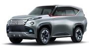 Un trio de concept pour Mitsubishi