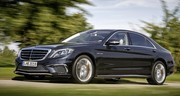 Mercedes S65 AMG : missile grand luxe