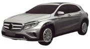 Mercedes GLA 180 CDI : Nouveau modèle économique