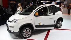 Fiat Panda 4x4 Antartica : les tarifs