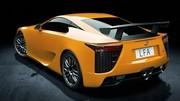 Lexus LFA: une descendante en préparation avec BMW